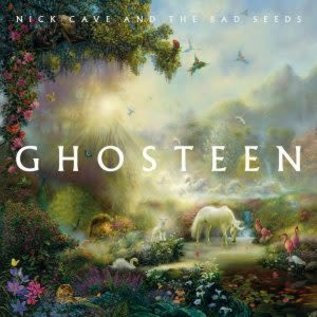 Cave_ Nick & the Bad Seeds - Ghosteen  (VINYL)