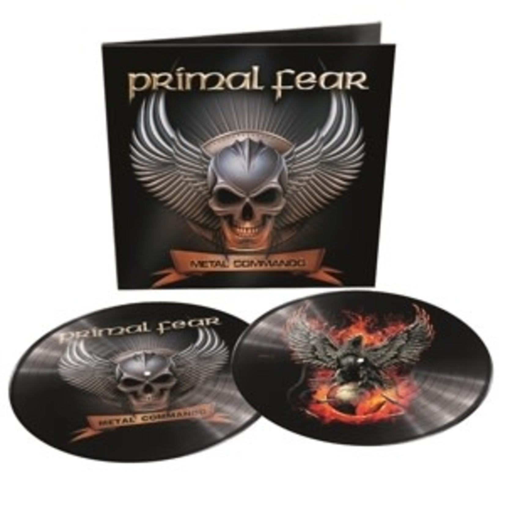 PRIMAL FEAR - Metal Commando   (VINYL)