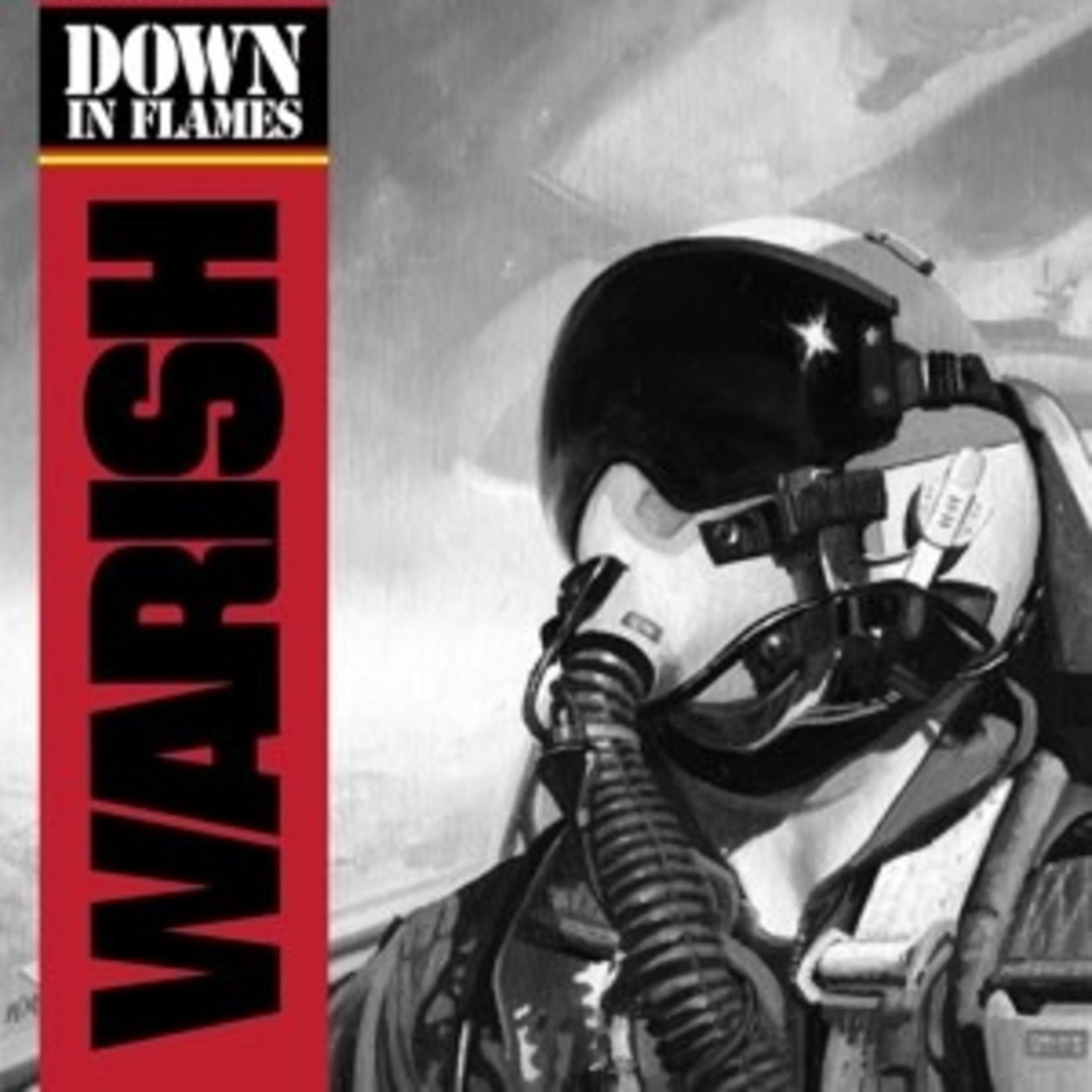 Warish - Down in Flames   (VINYL)