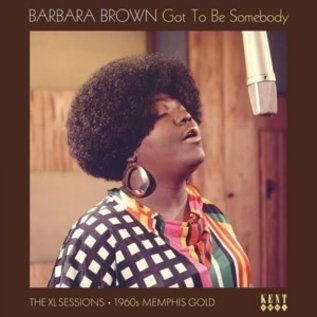 BROWN_BARBARA - Got To Be Somebody (VINYL)