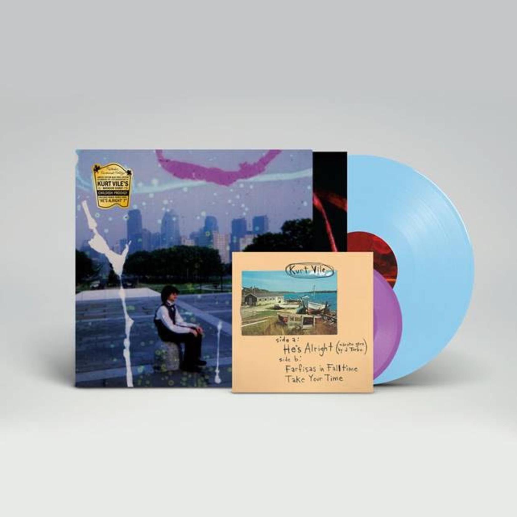 VILE_KURT - Childish Prodigy LTD. EDITION Blue Vinyl   (VINYL)