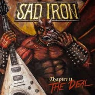 SAD IRON -  Chapter II The Deal (VINYL)
