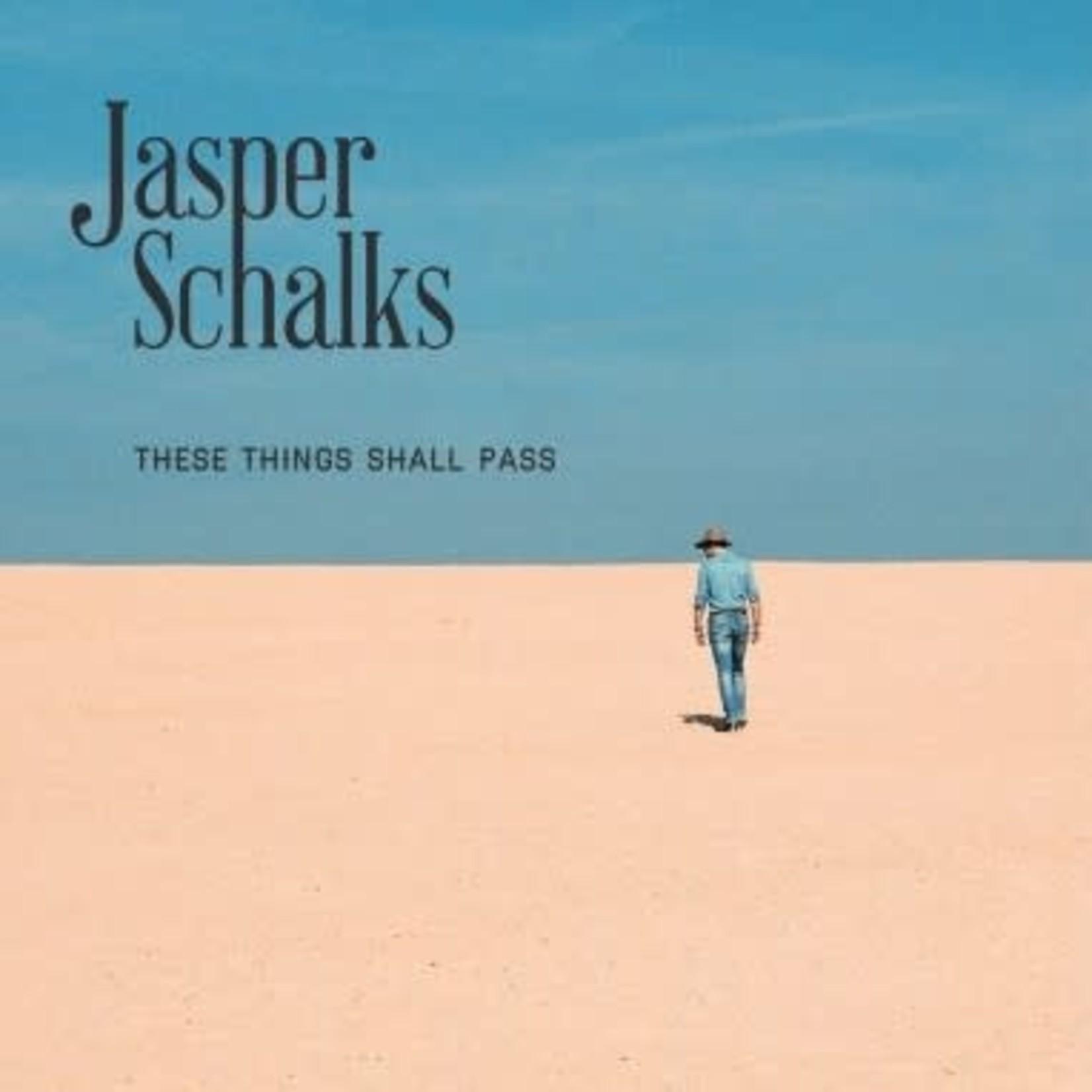 SCHALKS_JASPER -  These things shall pass   (VINYL)