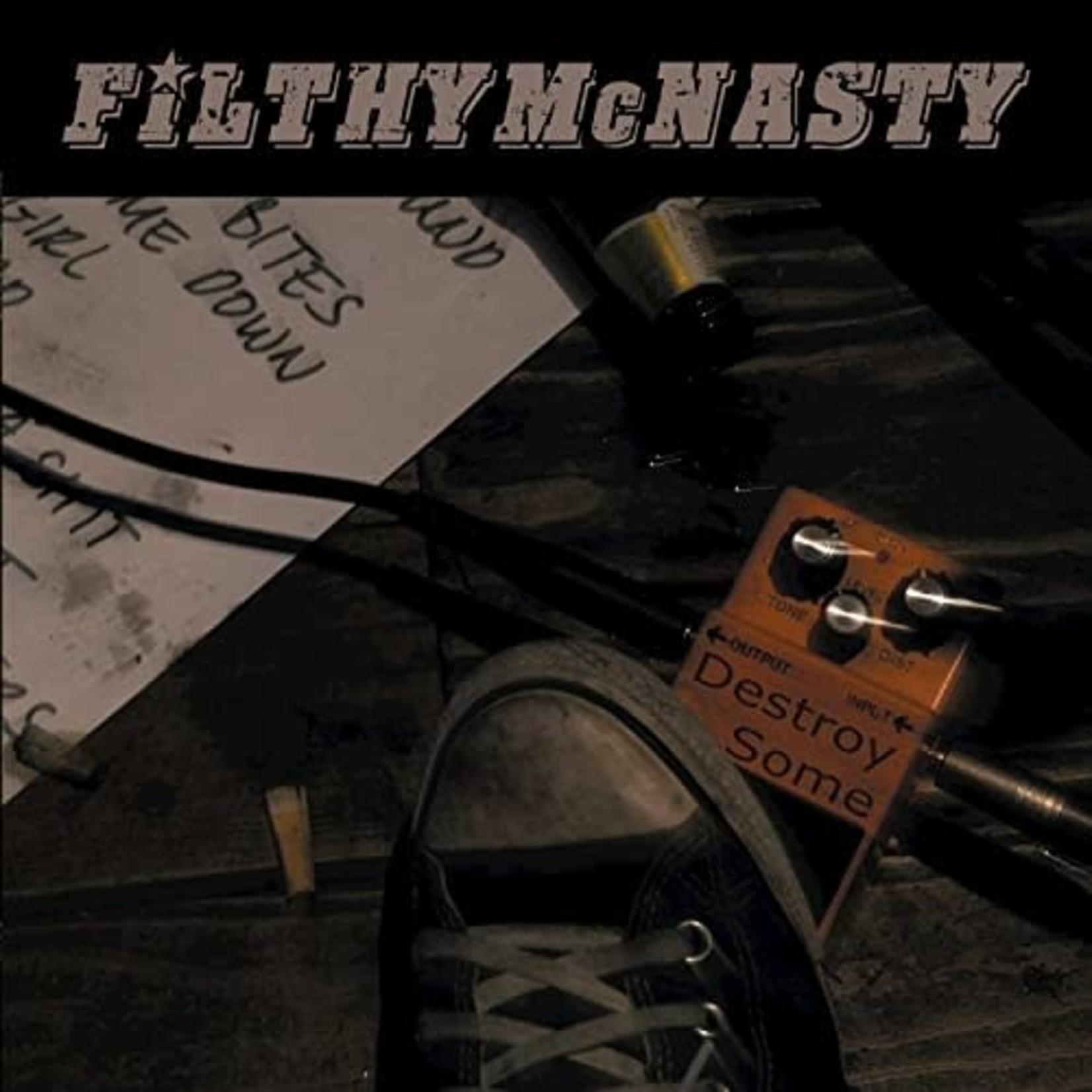 FILTHY MCNASTY - Destroy some (groen vinyl)   (VINYL)