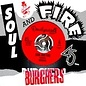 """BURGHERS - SOUL AND FIRE 7"""" (VINYL)"""