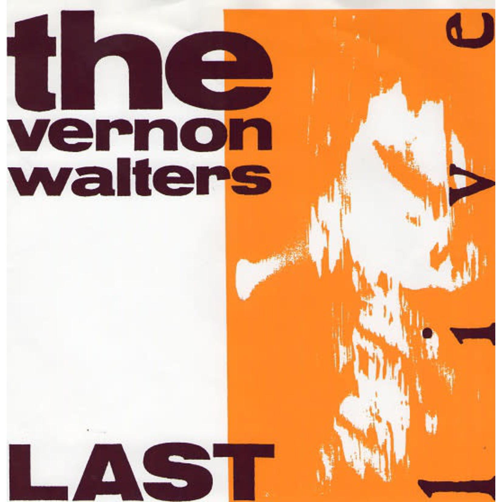 VERNON WALTERS - LAST   (VINYL)