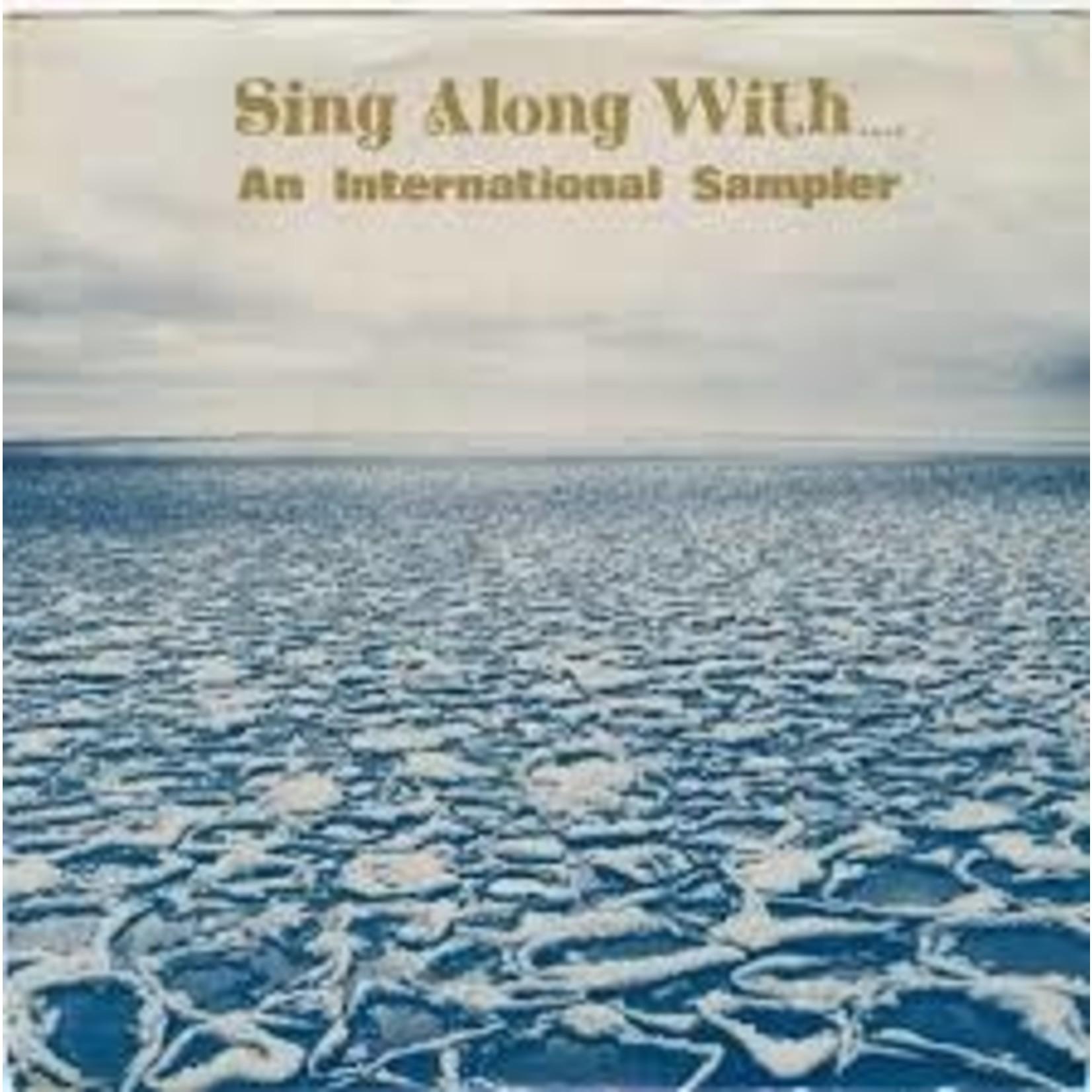 SING ALONG WITH - Buzzoven Random Killing Wordbug Union Morbide Useful Idiot   (VINYL)