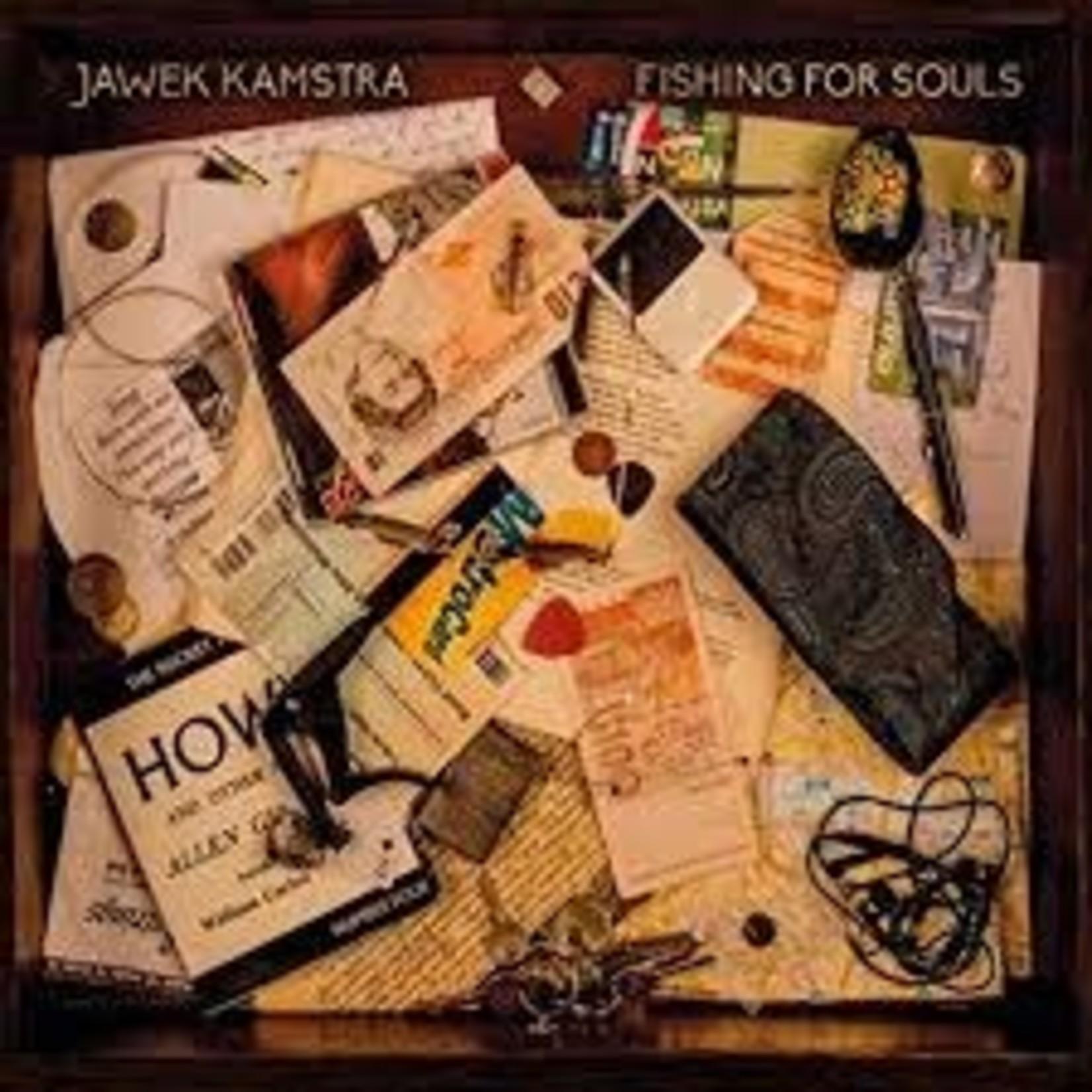 Jawek Kamstra - Fishing For Souls  (CD)