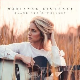 Marianne Ligthart - Black tea & Whiskey (CD)