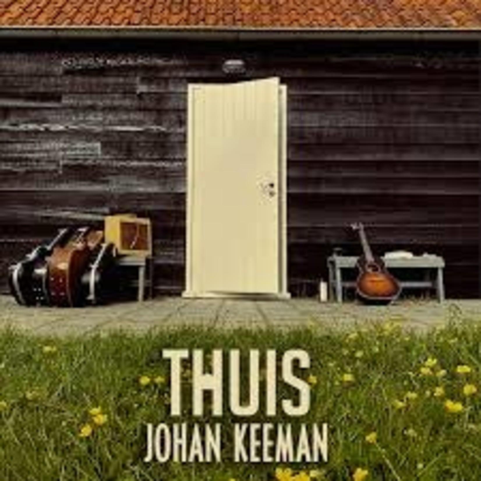 JOHAN_KEEMAN - Thuis  (CD)