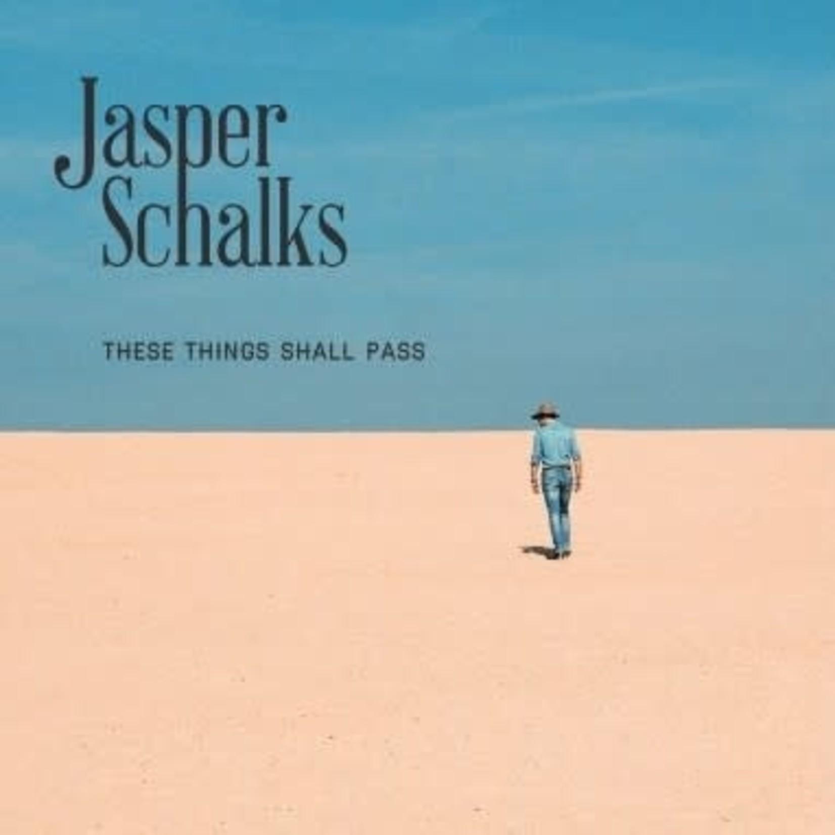 SCHALKS_JASPER -  These things shall pass  (CD)