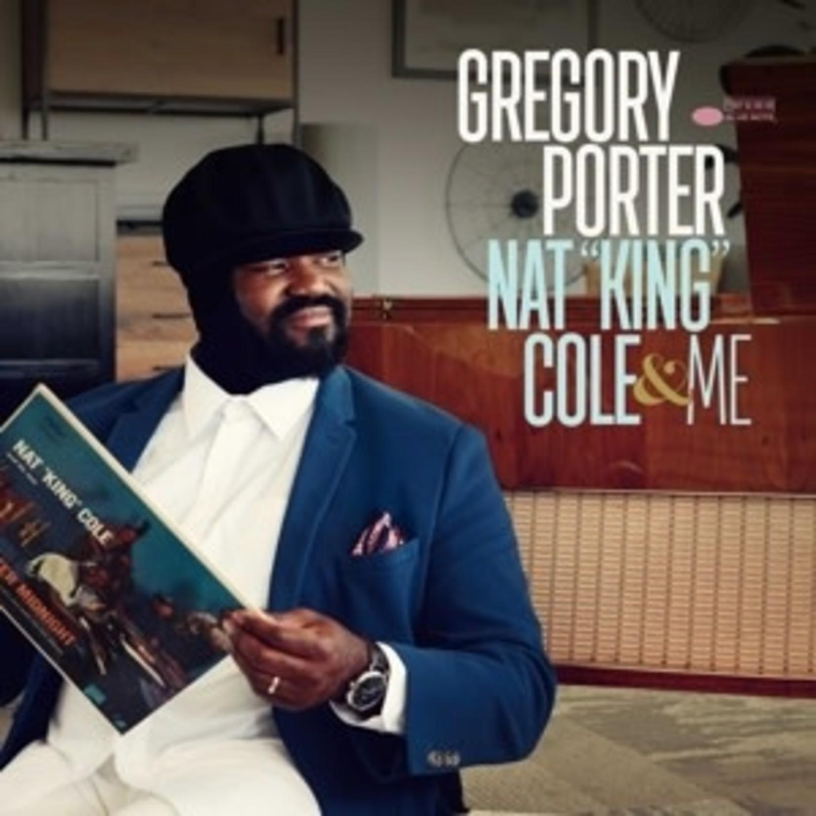 PORTER_ GREGORY - NAT KING COLE & ME   (VINYL)
