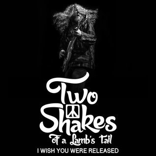 TWO SHAKES OF A LAMB'S TAIL - I wish you were released (CD)