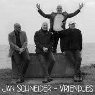 JAN SCHNEIDER - Vriendjes  (CD)