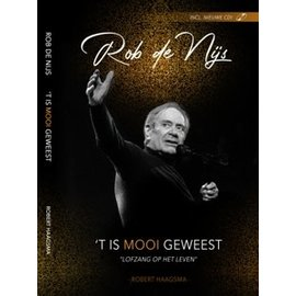 NIJS_ ROB DE- 'T IS MOOI.. -CD+BOOK- (CD)