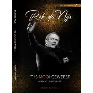 NIJS_ ROB DE- 'T IS MOOI.. -CD+BOOK-