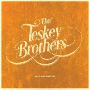 TESKEY BROTHERS- HALF MILE HARVEST   (VINYL)