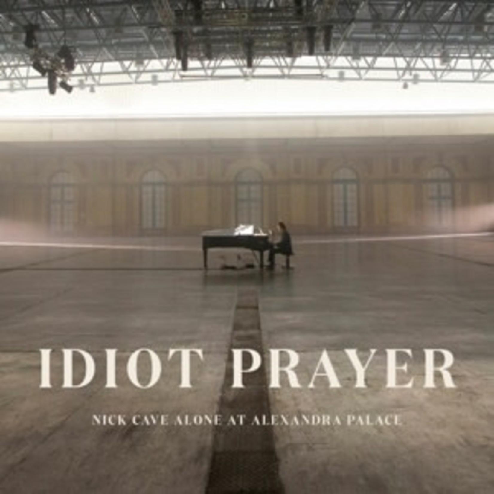 CAVE_ NICK- IDIOT PRAYER: NICK CAVE..  (CD)