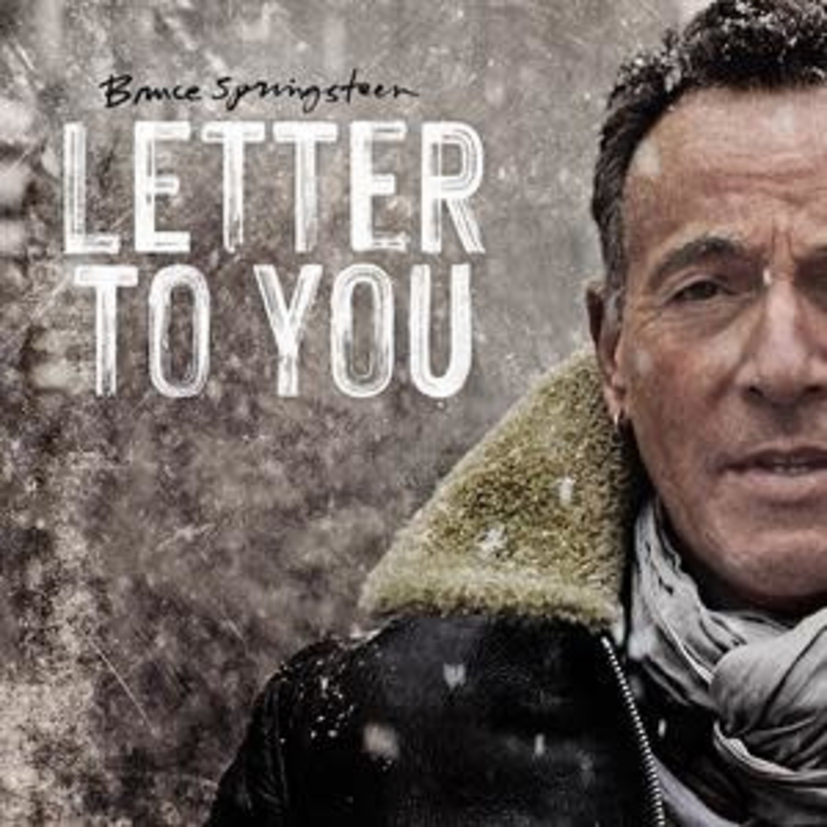 SPRINGSTEEN_ BRUCE & THE E STREET BAND - LETTER TO YOU -COLOURED-  (VINYL)