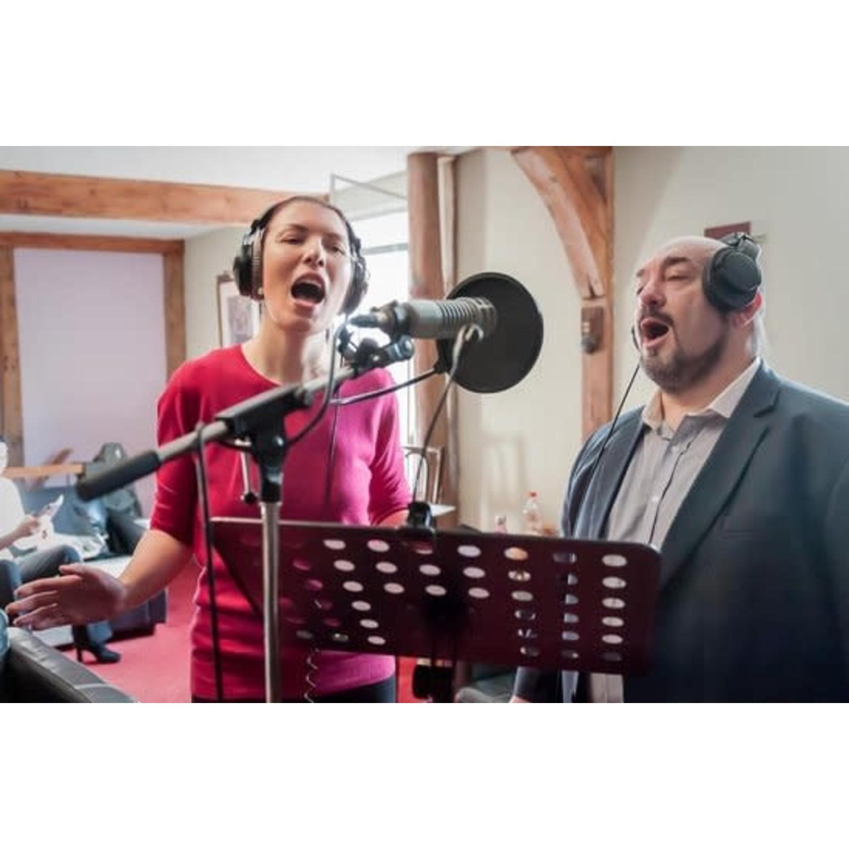 Sara & Gió - X-mas Adagio (CD)