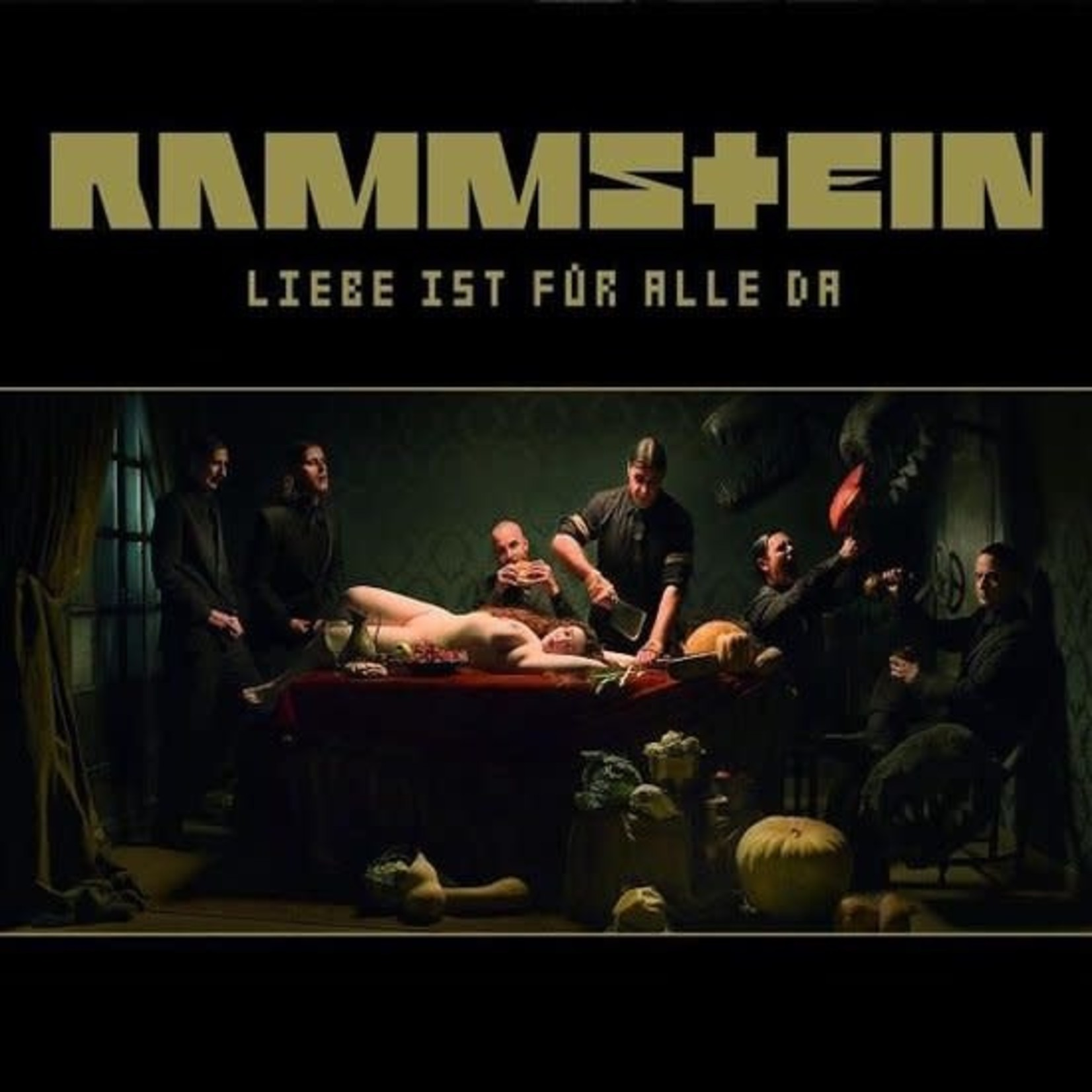 RAMMSTEIN - LIEBE IST FUR ALLE DA (VINYL)