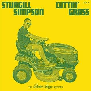 SIMPSON_ STURGILL- CUTTIN' GRASS (VINYL)