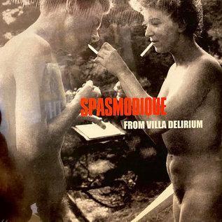 SPASMODIQUE- FROM VILLA.. -BLACK FR- (VINYL)