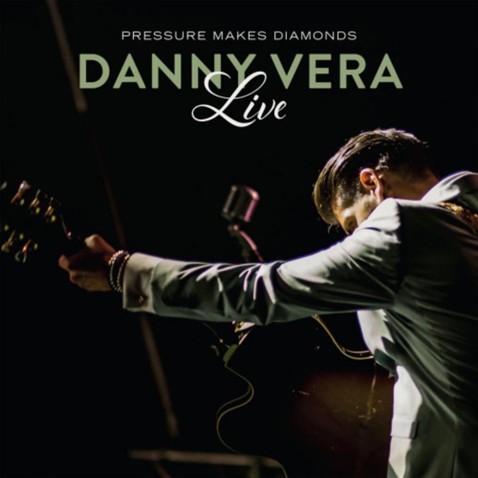 VERA_ DANNY- LIVE PRESSURE MAKES.. (CD)