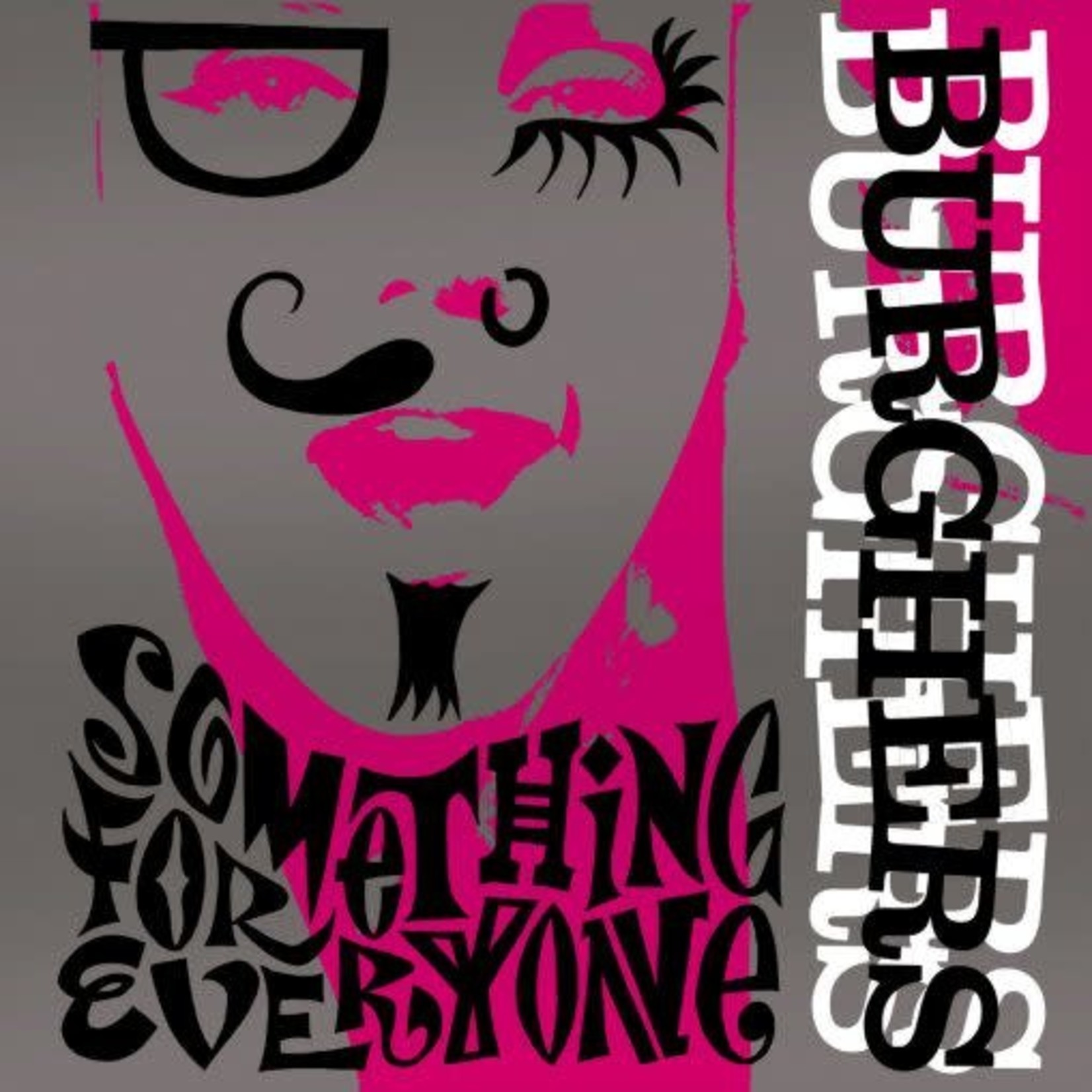 Burghers - Something For Everybody (VINYL)