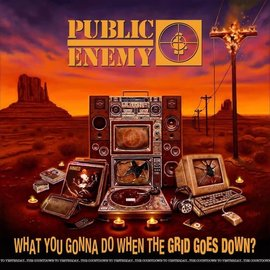 PUBLIC ENEMY- WHAT YOU GONNA DO.. -HQ-