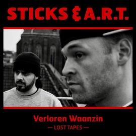 STICKS EN ART- VERLOREN WAANZIN -LTD- (VINYL)