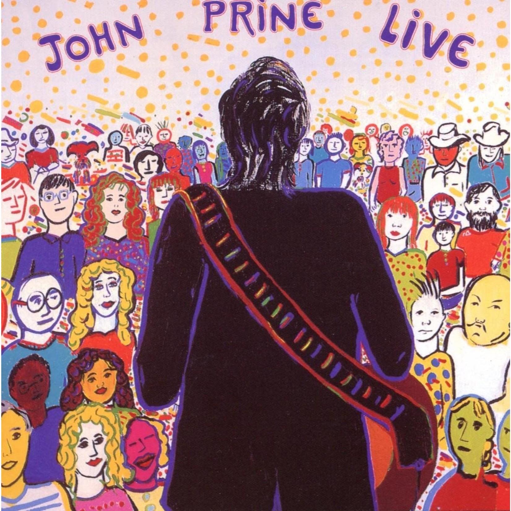 PRINE_ JOHN- JOHN PRINE (LIVE) -INDIE- (VINYL)