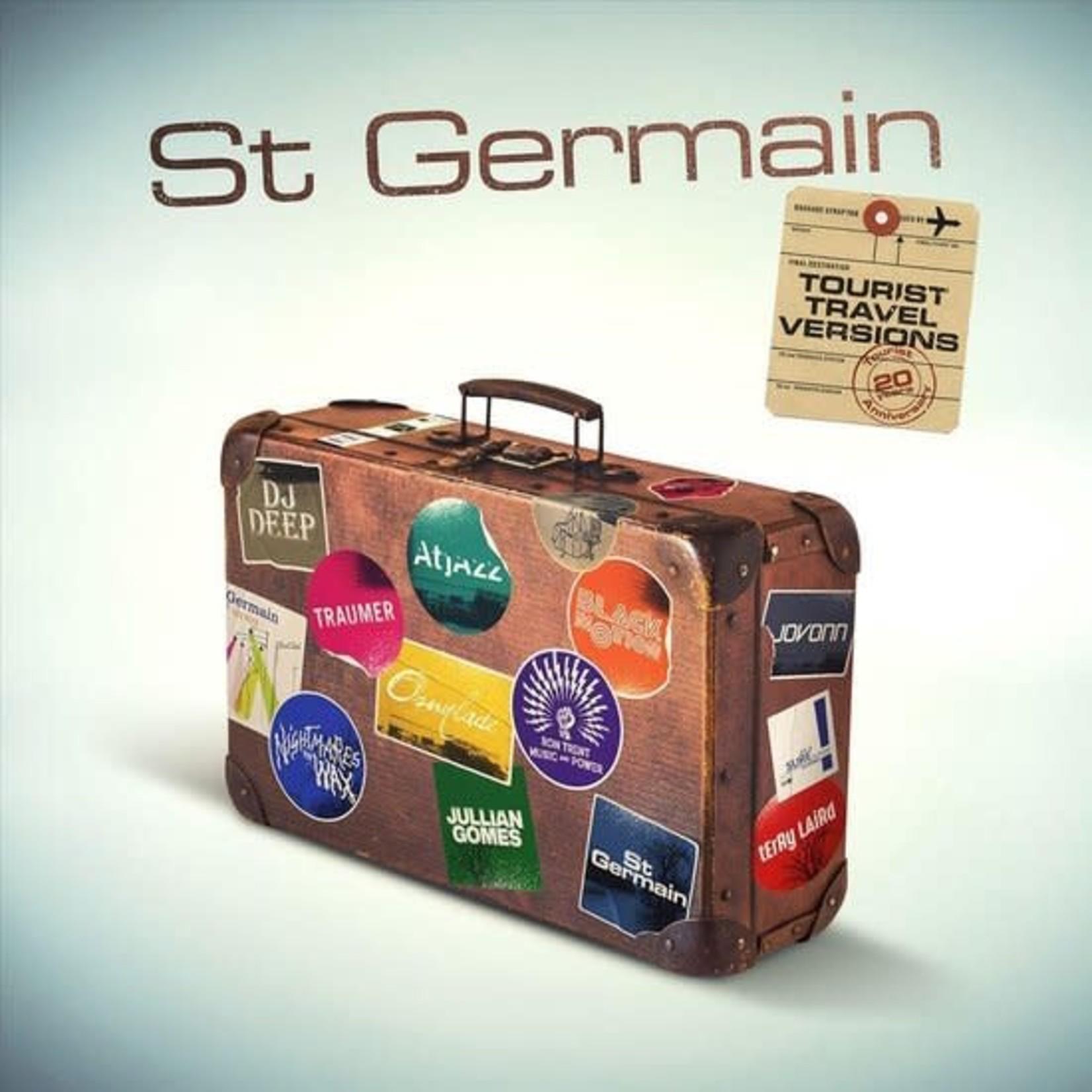 ST GERMAIN - Tourist 20th anniversary (VINYL)