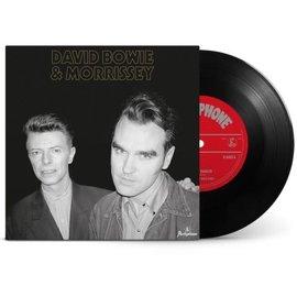 MORRISSEY & DAVID BOWIE- 7-COSMIC DANCER -INDIE-