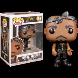 Tupac Shakur POP! Rocks Vinyl Figure Tupac Shakur 9 cm nr 158