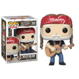 Willie Nelson POP! Rocks Vinyl Figure 9 cm nr 202