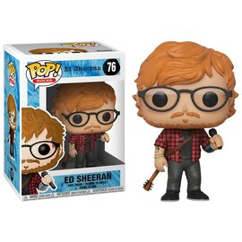 Ed SheeranPOP! Rocks Vinyl Figure 9 cm nr 76