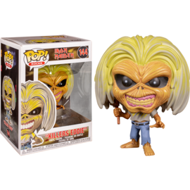 Iron Maiden Killers Eddie POP! Rocks Vinyl Figure 9 cm nr 144