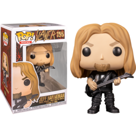Slayer - Jeff HannemanPOP! Rocks Vinyl Figure 9 cm nr 155