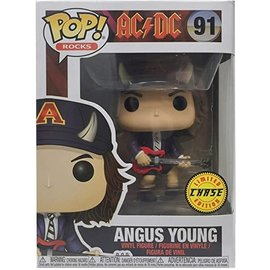 AC/DC - Angus Young POP! Rocks Vinyl Figure 9 cm nr 91 limited edition