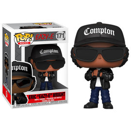 "Eric ""Eazy-E"" Wright POP! Rocks Vinyl Figure 9 cm nr 171"