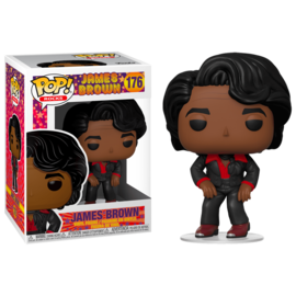 James Brown POP! Rocks Vinyl Figure 9 cm nr 176