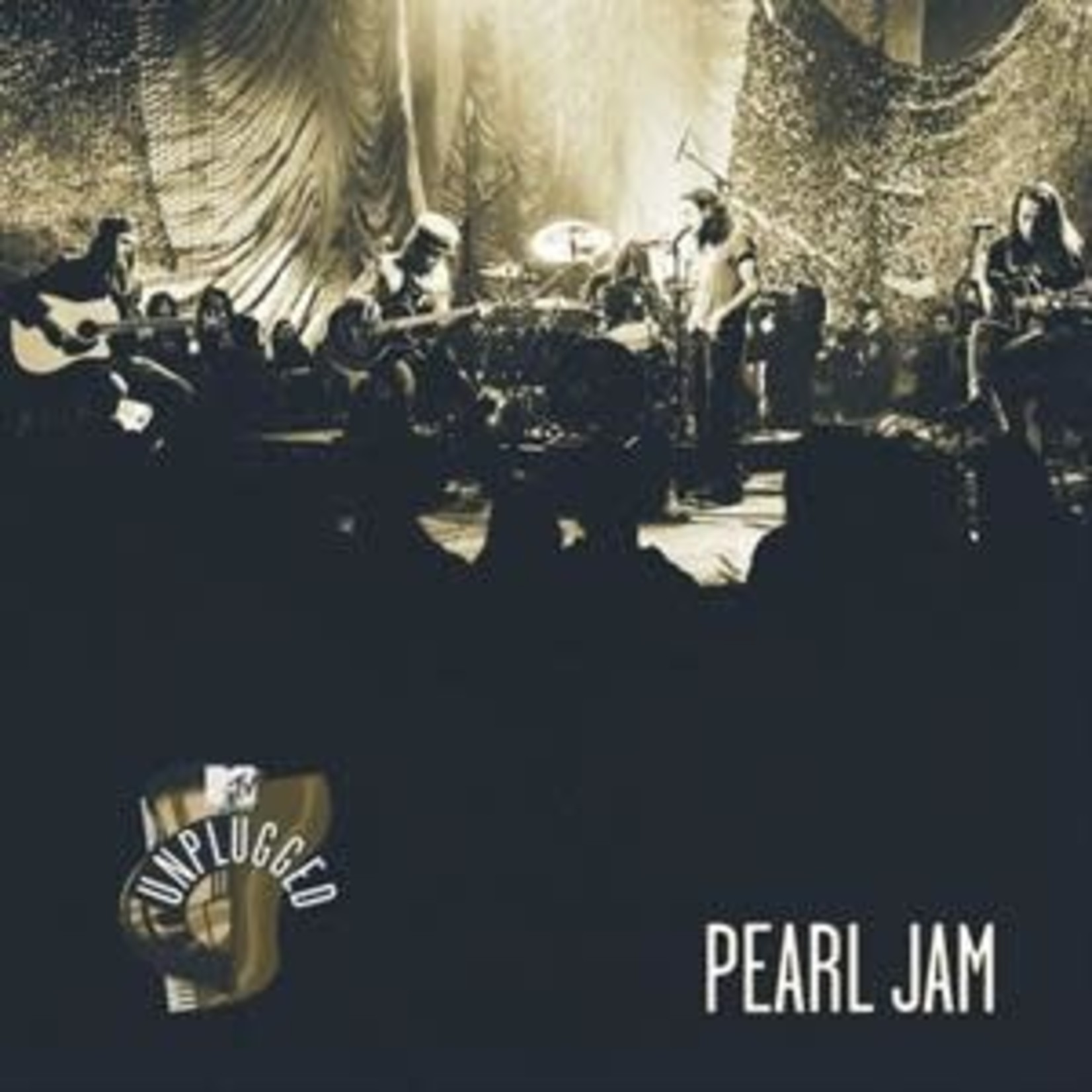 PEARL JAM - MTV UNPLUGGED_ MARCH.. (LP) (VINYL)