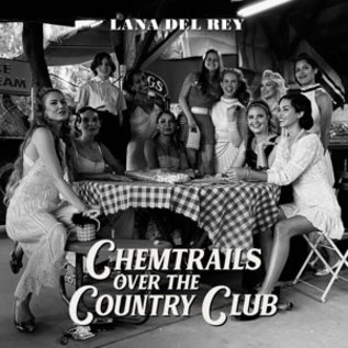 DEL REY_ LANA- CHEMTRAILS OVER THE.. (VINYL)
