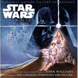 OST - STAR WARS: A NEW HOPE.. -REMAST- (VINYL)