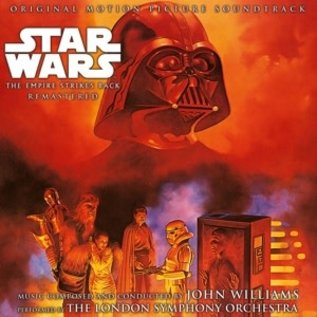 OST - STAR WARS: THE EMPIRE STRIKES BACK.. (VINYL)