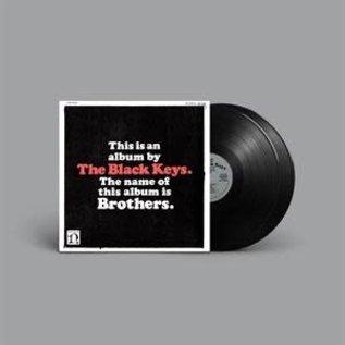 BLACK KEYS - BROTHERS -ANNIVERS- (VINYL)