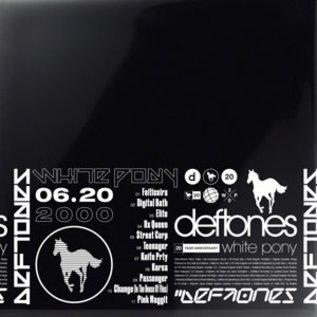 DEFTONES - WHITE PONY -.. -ANNIVERS- (VINYL)