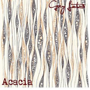 Grey Lotus - Acacia  (VINYL)