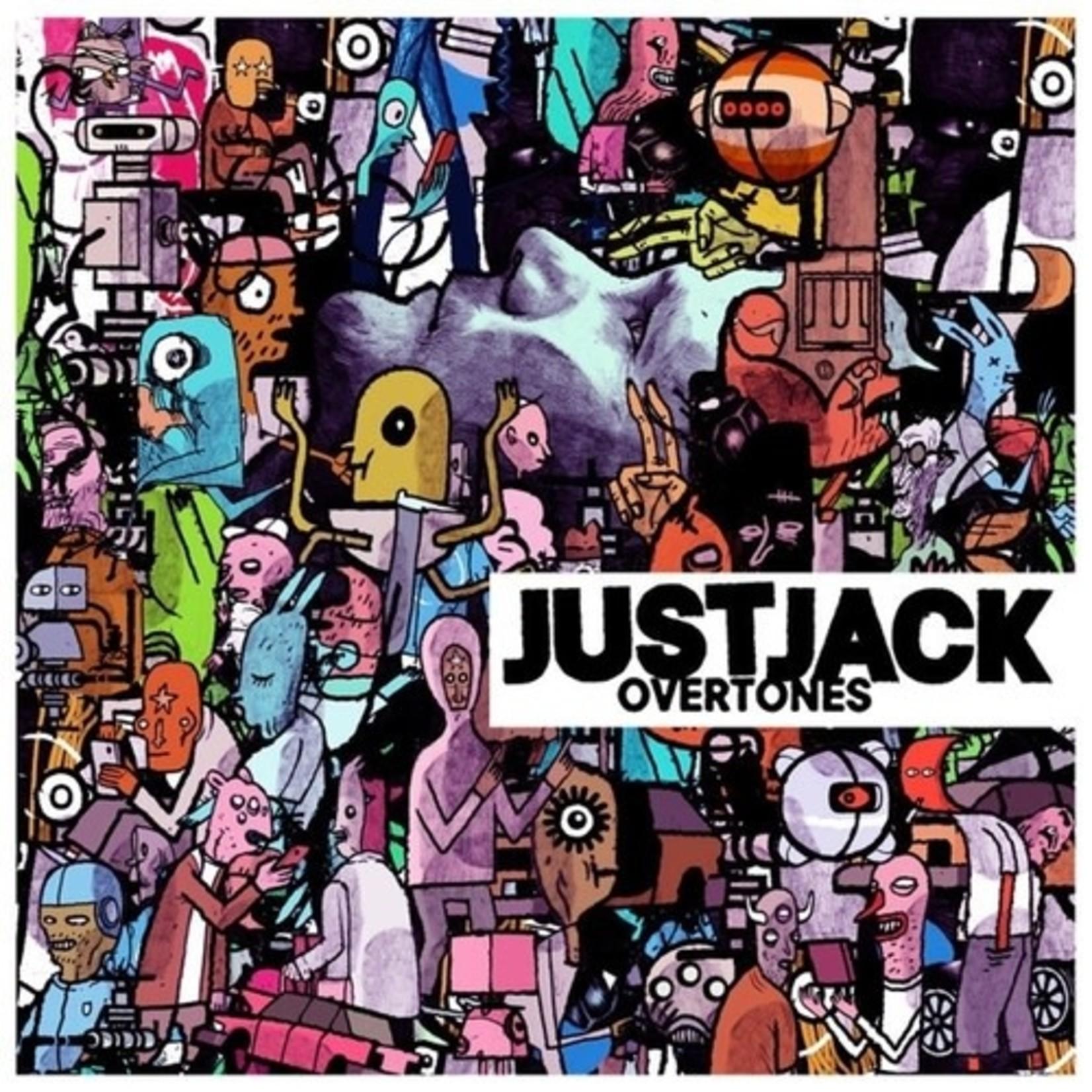 Just Jack - Overtones  (VINYL)